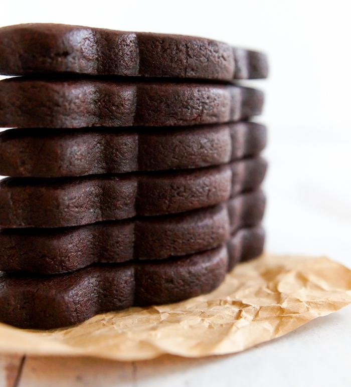 espresso powder in cookies