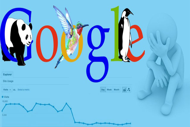 كيف تعرف ان كانت مدونتك معاقبة من جوجل ام لا