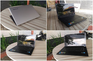 laptop bekas lenovo g40-70 core i3 haswell