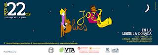 Festival de Blues y Jazz No.22 Libélula Dorada Bogotá