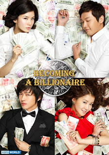 Korean Drama Becoming a Billionaire