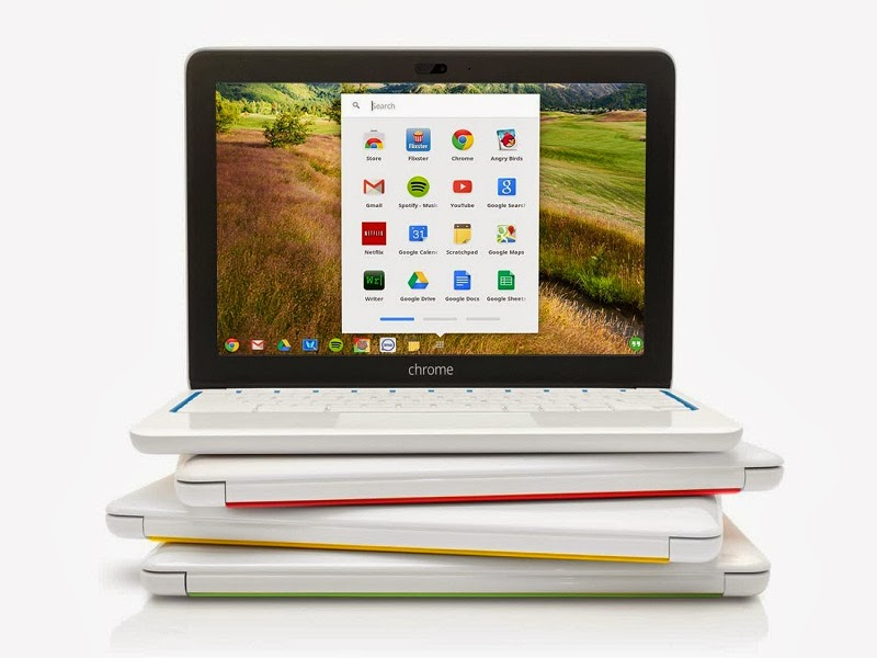 Google and VMWare announce partnership to give Chrome OS