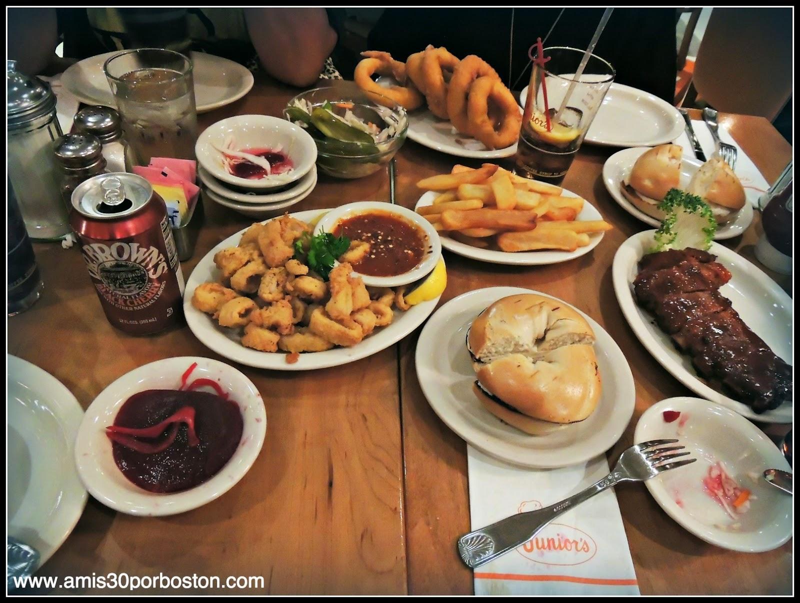 Segunda Visita a Nueva York: Restaurantes en Times Square