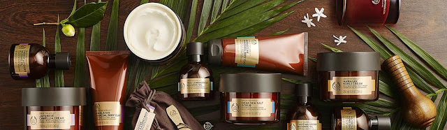 wishlist spa of the world the body shop