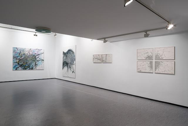 Biennale der Zeichnung, Nürnberg, Renata Jaworska