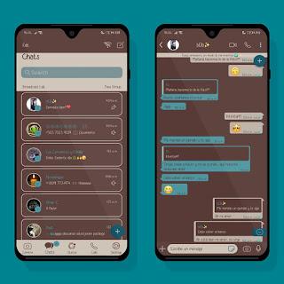 Dark Theme For YOWhatsApp & RA WhatsApp By Ethel