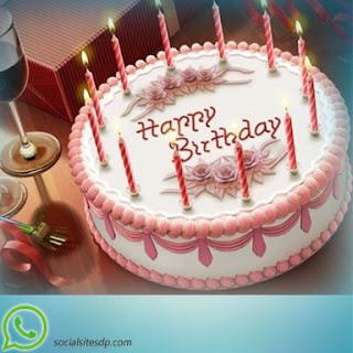 Birthday dp for whatsapp