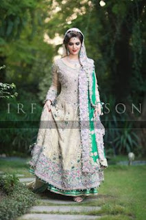 latest fashion ghaghra choil-lehenga