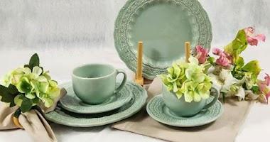 Em parceria com a loja Safiria Home Decor digital influencer vai sortear um kit mesa de chá