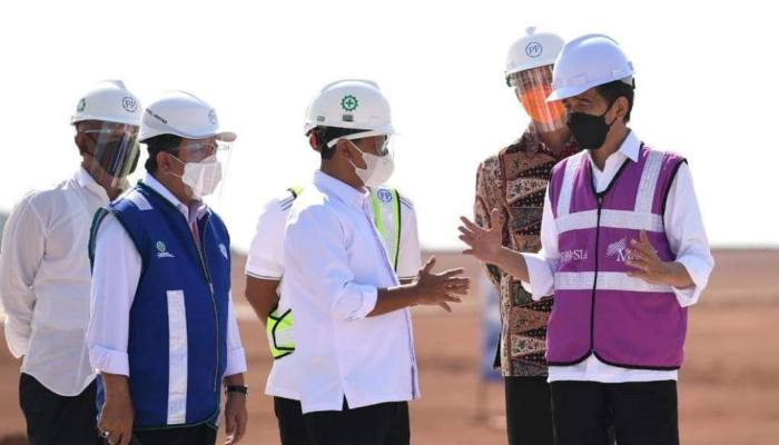 Industri Kaca Terbesar Asia Tenggara Akan Bangun Pabrik di Batang