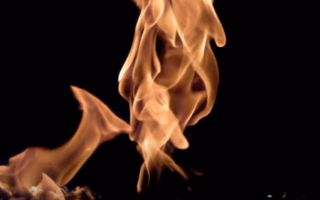 النار الإغريقية