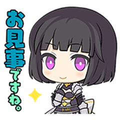 Shadowverse: Voiced Stickers Vol. 2