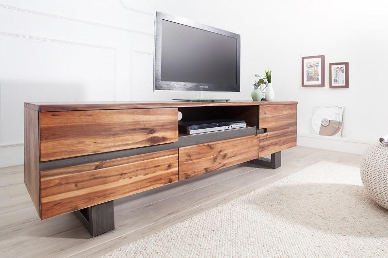 7a4d17d37 Luxusný nábytok REACTION: Stolík pod televízor GENISIS