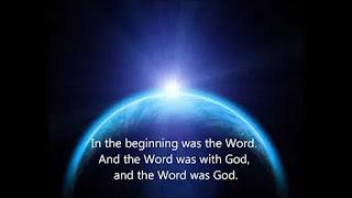jesus, hellen keller, john 1, word