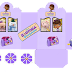 Doc McStuffins: Princess Carriage Shaped Free Printable Boxes.