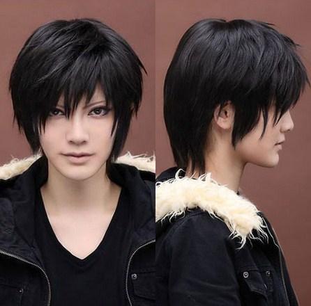 Gambar Model Gaya Rambut Harajuku Pendek Paling Baru Dunia - Gaya rambut harajuku pendek pria