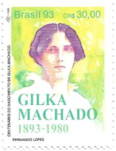 Selo Gilka Machado