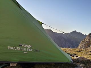 Banshee Pro 200 de Vango