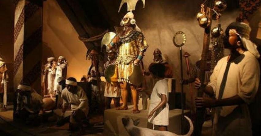 Museo Tumbas Reales de Sipán celebra 16 años como referente histórico, cultural y turístico