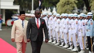 TRENDING TOPIK HARI INI !! Prabowo Subianto, Menteri Rasa Presiden
