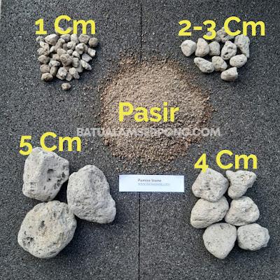 jual batu apung