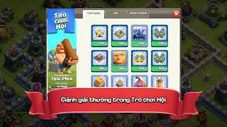 Tải game Clash of Clans MOD APK 13.0.31 (Vô Hạn Tiền)