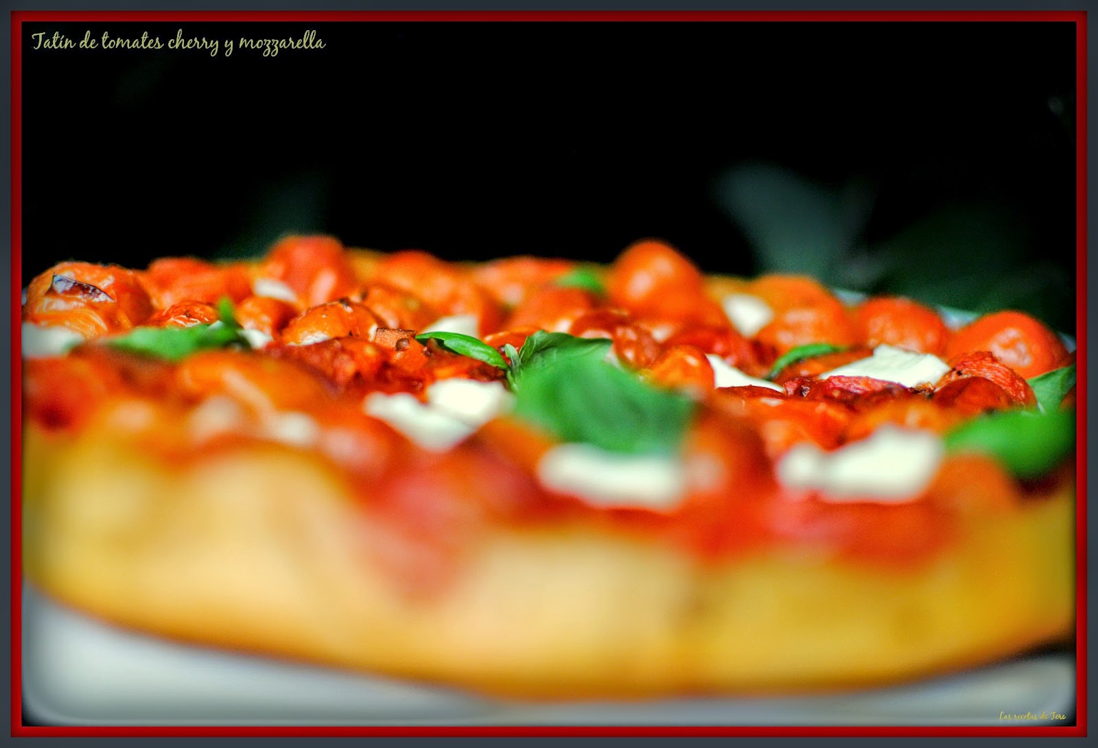 tatín de tomates cherry y mozzarella tererecetas 05