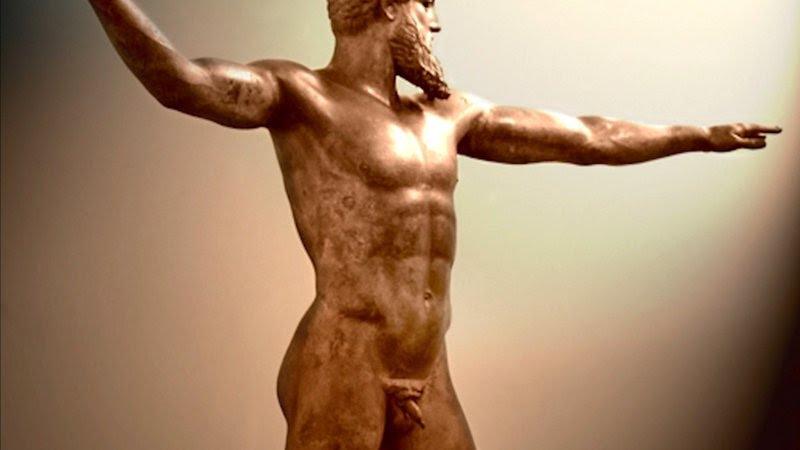 """Ter pênis grande na Grécia Antiga era ser um perfeito """"idiota""""."""