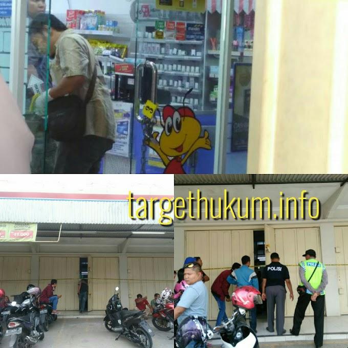Minimarket Indomart Gabus Dibobol Maling