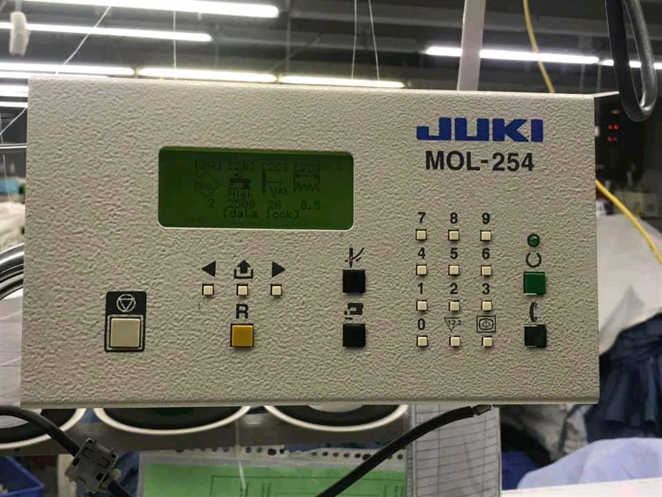JukI MOL-254 Instruction Manual