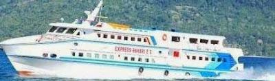 paket wisata karimunjawa pakai kapal express