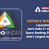 Defence Minister launches Aero India 21 website; Space Booking Opens for Asia's Largest Aeroshow