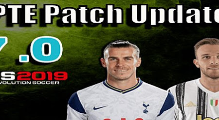 PES 2019 PTE Patch 7.0 Season 2020/2021 Unofficial