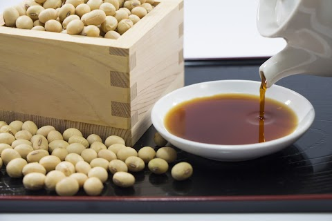 SHOYU - Soy Sauce :  the most versatile sauce