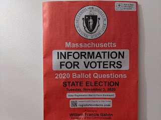 MA.gov: Information For Voters for 2020