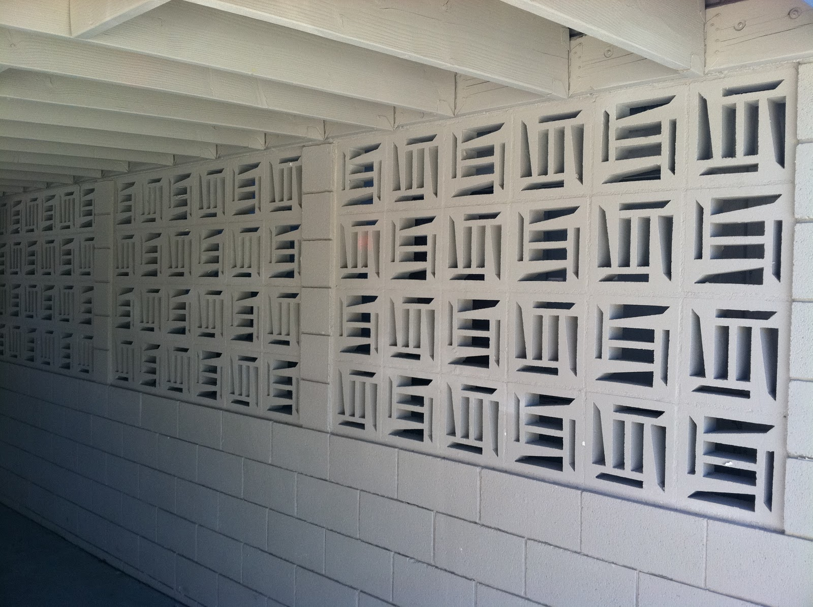 Meiselmania: Iconic Decorative Concrete Screen Block