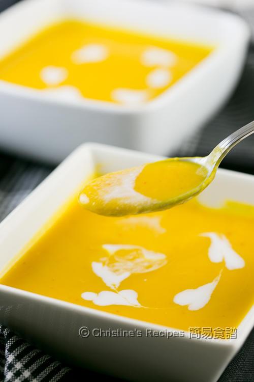 Thai Pumpkin Soup01