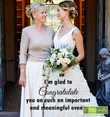 Wedding wishes to parents quotes
