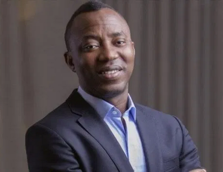Omoyele Sowore nominated for United States 'Prisoner of Conscience' honour