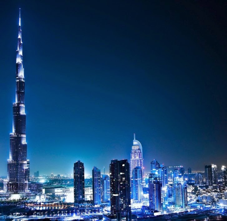 9 – Dubai Architecture, UAE - 11 Architectural Places You Should See Even Once in Your Life!