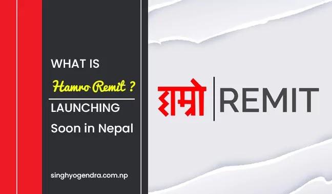 Hamro Patro's Hamro Remit launching soon in Nepal