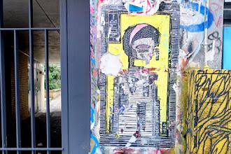 Sunday Street Art : Alo - rue Dénoyez - Paris 20