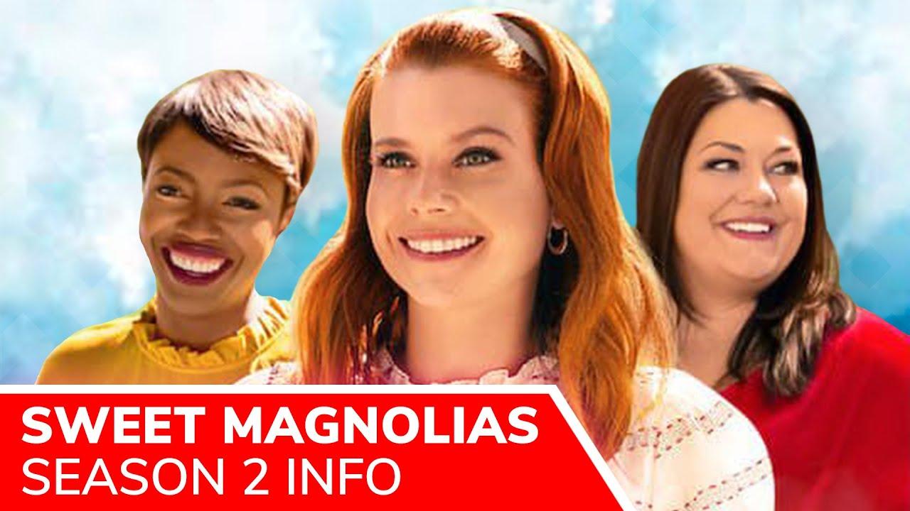 Sweet Magnolias Season 2 on Netflix