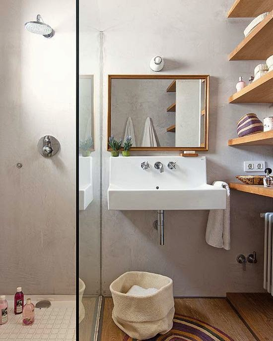 Decoracion baño ideas ~ dikidu.com