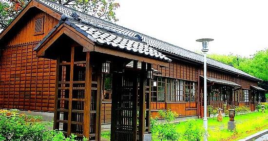 戲遊臺灣 TaiwanEnjoy: 歷史氛圍濃厚的日式建築-檜意森活村