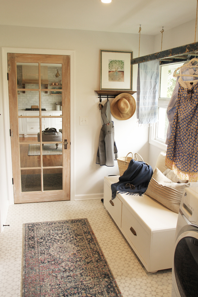 The Renovation - Mudroom Reveal