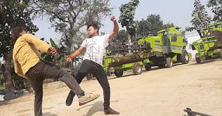 deepak dildar movie shooting
