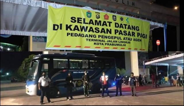 Pemkot Siapkan 2 Unit  Bus Untuk Anyar Jemput Pedagang