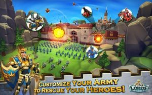 Download Lords Mobile Mod Apk For Android 2018