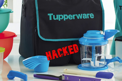 tupperwave hacked by online Skimming , malicious code set on Image